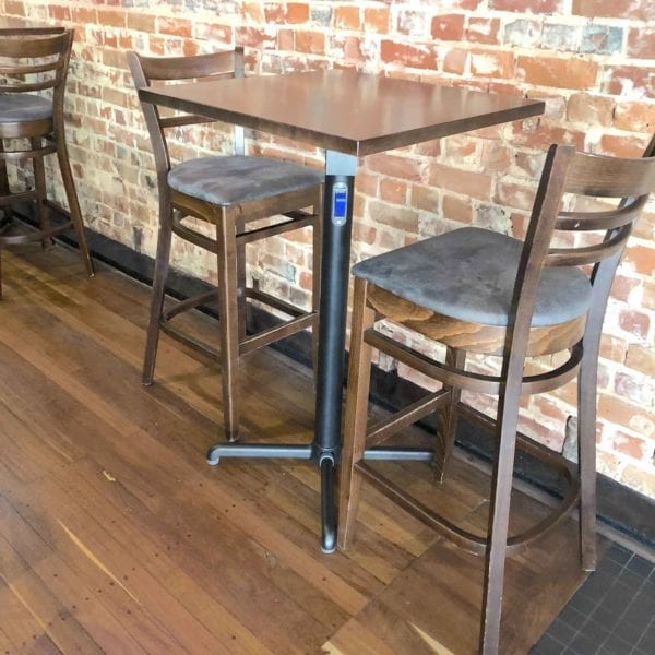 Swoose bar table.